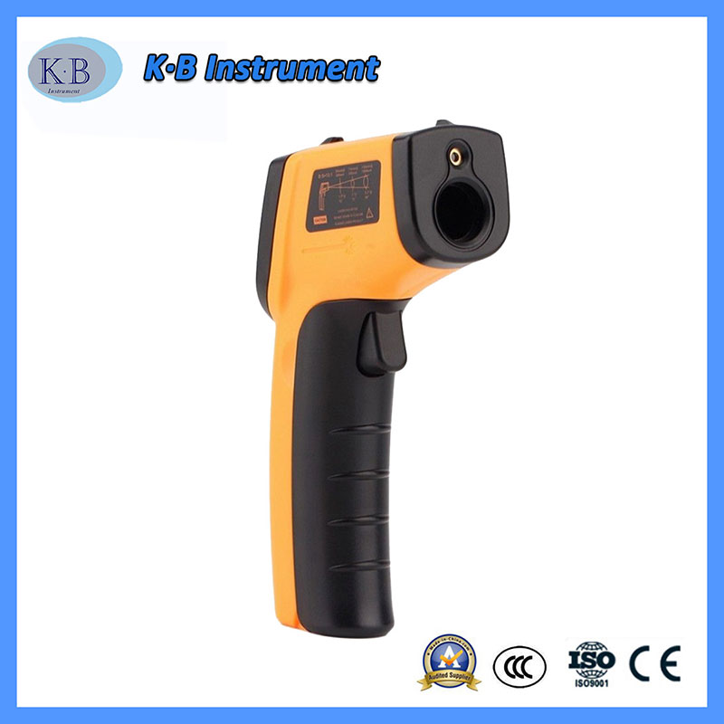 Non-contact Industrial Digital Temperature Measuring Instrument Laser LCD Display Digital Thermometer GM320 Infrared Thermometer